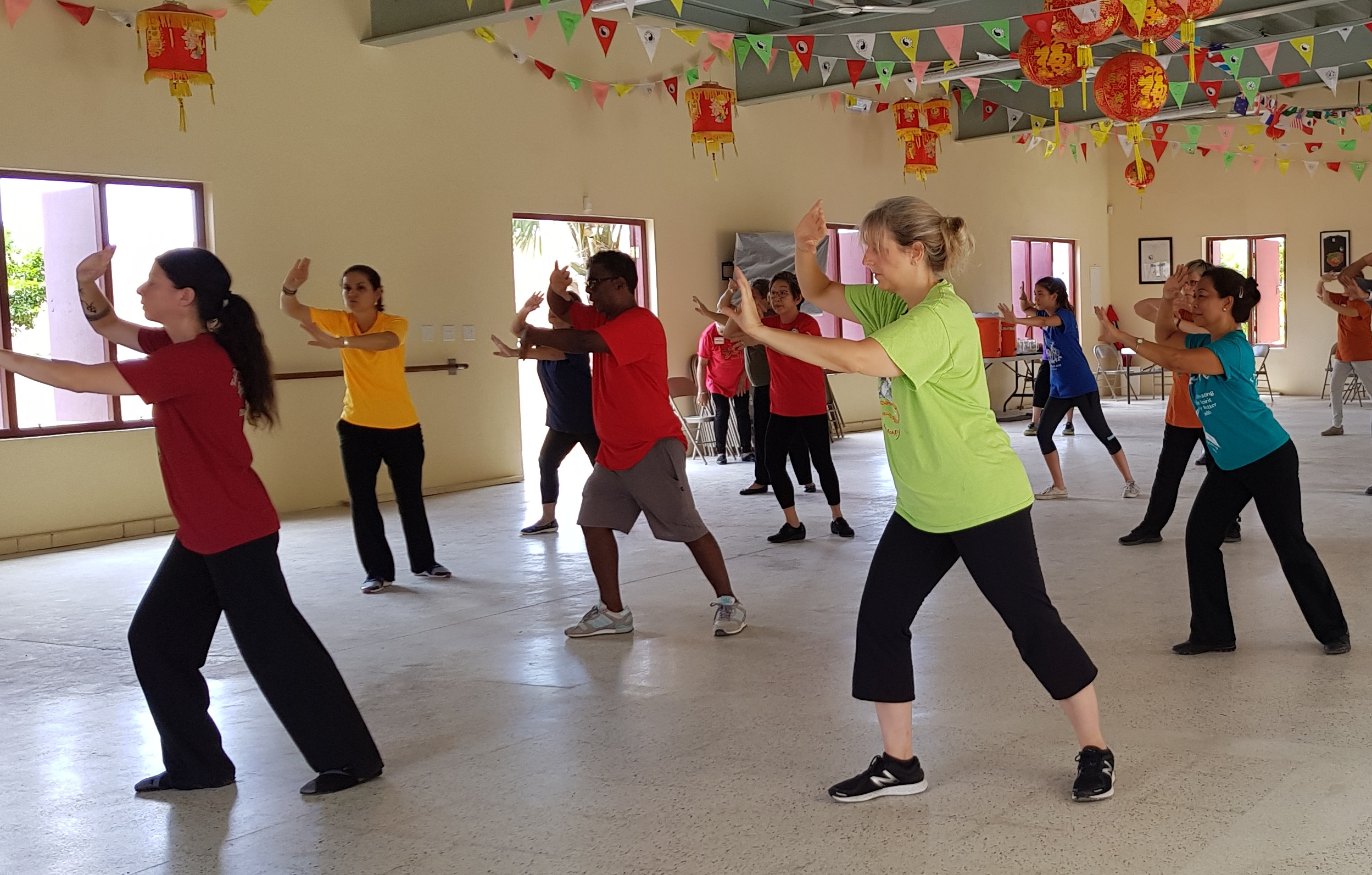 International Workshop June 2017 | Taoist Tai Chi Society ...
